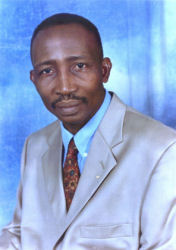 Bishop Dr. McDonald Imaikop